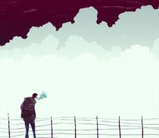 Paper Clouds by adamtanart