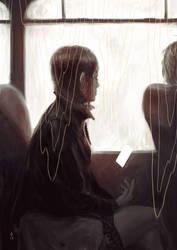 Window Seat by adamtanart