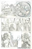 Goosebumps pencils 1 by Maxahiss