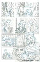 Goosebumps pencils 2 by Maxahiss