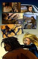 VS page 4 finish by Maxahiss