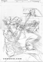 VS page 4 pencils by Maxahiss