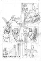 VS page 7 pencils by Maxahiss