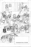 VS page 8 pencils by Maxahiss