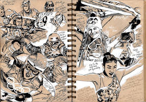 Sketchbook: Olympics 3 by Maxahiss