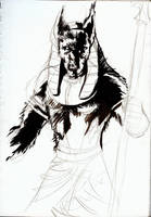Draw Off No. 14: Anubis by Maxahiss