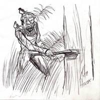 Draw Off No. 11: Tin Man by Maxahiss