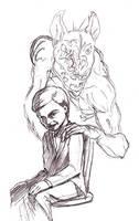 Draw Off No. 12: Supervillain by Maxahiss