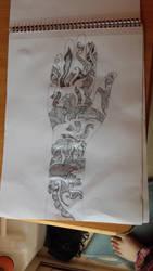 Henna by cadencerox