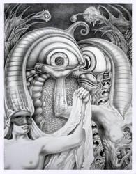 Osirian Mysteries by PauloCunha