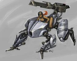 Bot Rider by VietNguyen
