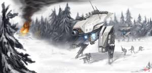 Arctic Ambush by VietNguyen