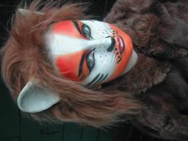 cats makeup 2 by kiemanime
