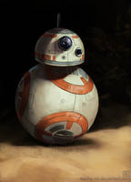 BB-8 by kachy-mi