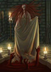 Bloody Night by Kurai-Sawada