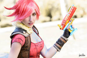 Lilith - Borderlands 2 by Nebulaluben