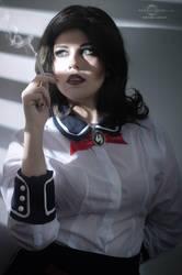 Elizabeth cosplay 1 by Nebulaluben