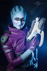 Peebee cosplay 1 by Nebulaluben
