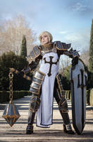Johanna cosplay by Nebulaluben