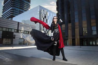 Lexa cosplay by Nebulaluben