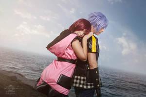 Kingdom Hearts cosplay by Nebulaluben