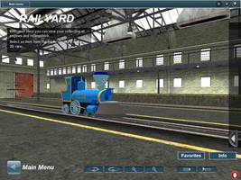 Tillie the switch engine in trainz by nickboggia1
