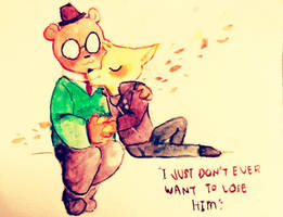 Gregg and Angus NITW by MangaPAnd