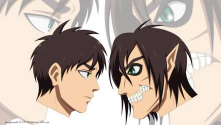 Attack Titan by masquerade5020