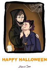 Happy Halloween! by Zanru