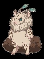 Fluffy Creature by Zanru