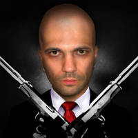 Hitman by capdevil13