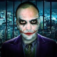 Joker by capdevil13