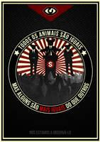 Todos os Animais sao iguais by capdevil13