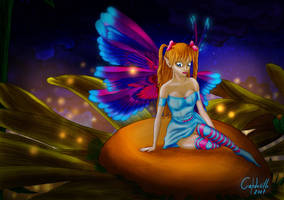 Maggie The Fairy by capdevil13