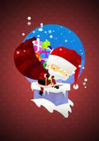 Santa's Chimney by capdevil13