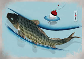 Swimming Carp 2.0 by capdevil13