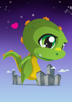 Cutezilla by capdevil13