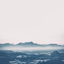 in the fog III by elopan