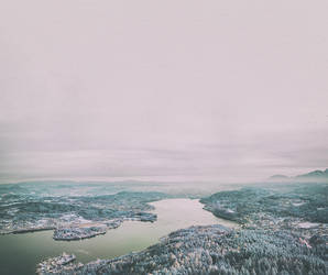in the fog IV by elopan