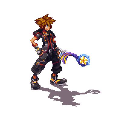 Sora - Kingdom Hearts III by Kerberos19