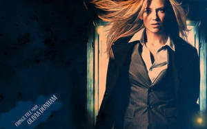 Fringe File 001: Olivia Dunham by carlocharmed89
