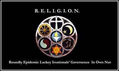 Religion by atesbaz