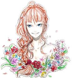 Flowers by JZoya