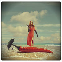 Chili Pepper beach by beyzayildirim77
