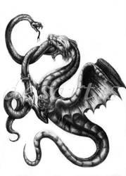 Some alchemical symbol by Desartis