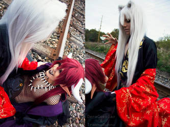 Kamisama - That Was Then by XNeverConformX
