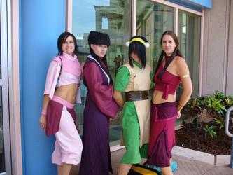 Avatar Group by Mizumi-Ichitani
