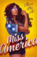 miss america by heyemilyann