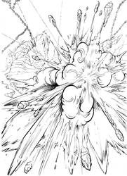 Infernal blast by shinkatana