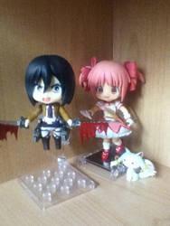 My Anime Figures by DreamNotePrincess